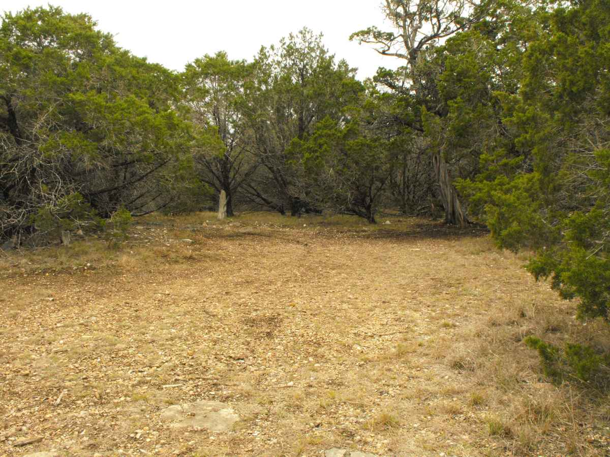 Another view of Primitive Camping Area H.