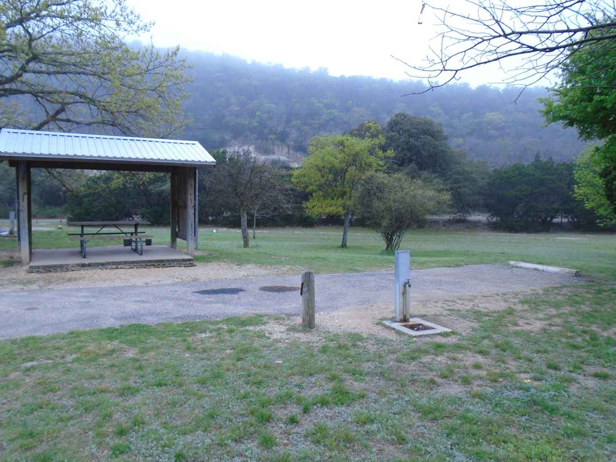 Another view of Campsite 3.