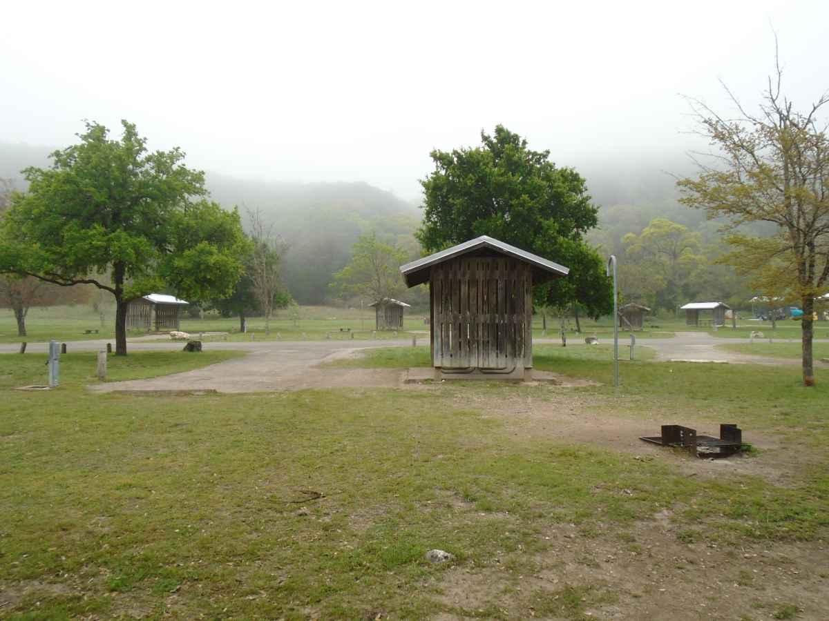 Campsite 9.