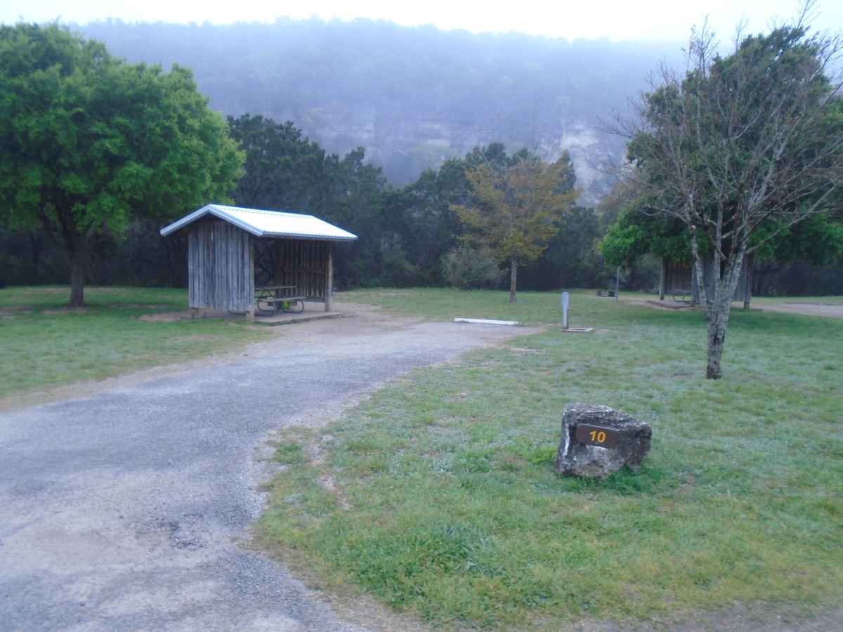Lost Maples State Natural Area Campsites With Electricity