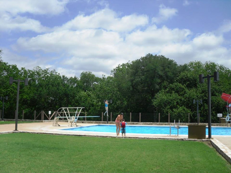 Lyndon B Johnson State Park Historic Site Swimming Pool Schedule Fees Texas Parks