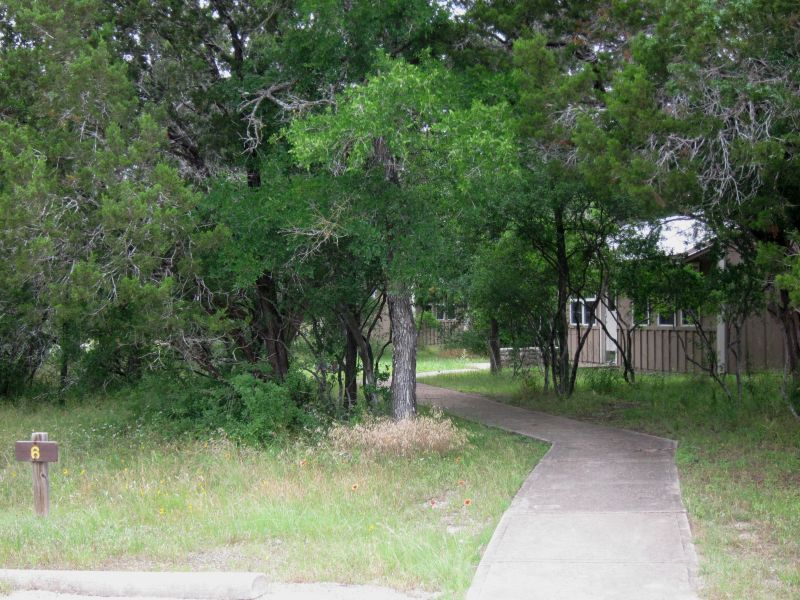 Mckinney Falls State Park Cabins Limited Use Texas