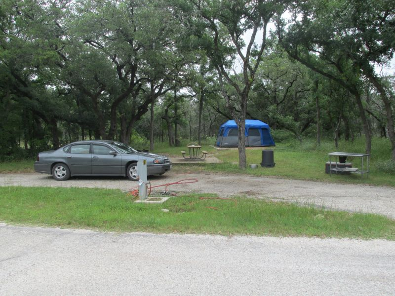 Mckinney Falls State Park Campsites With Electricity 50