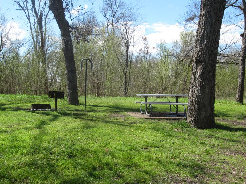 Mother Neff State Park Campsites With Water Texas Parks