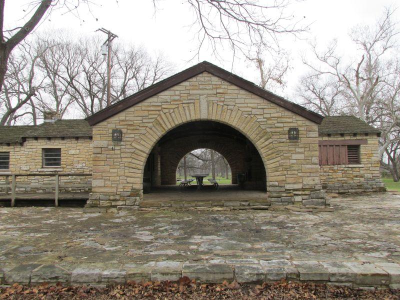 Mother Neff State Park Pavilion (Breezeway) — Texas Parks ...