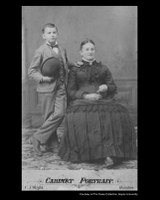 Pat Neff and His Mother
