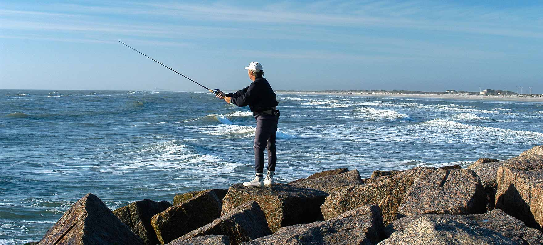 Mustang Island State Park Fishing License