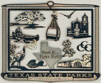 2004 Texas State Parks Ornament