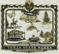 2008 Texas State Parks Ornament