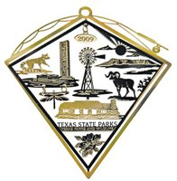 2009 Texas State Parks Ornament