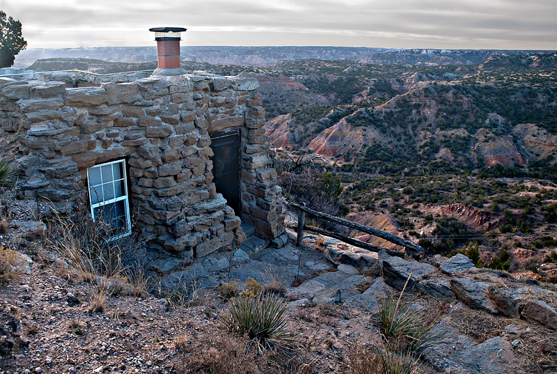 Lighthouse Cabin Palo Duro Canyon State Park Download
