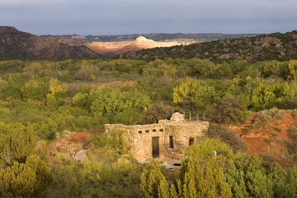 Palo Duro Canyon State Park Limited Service Cabins Texas