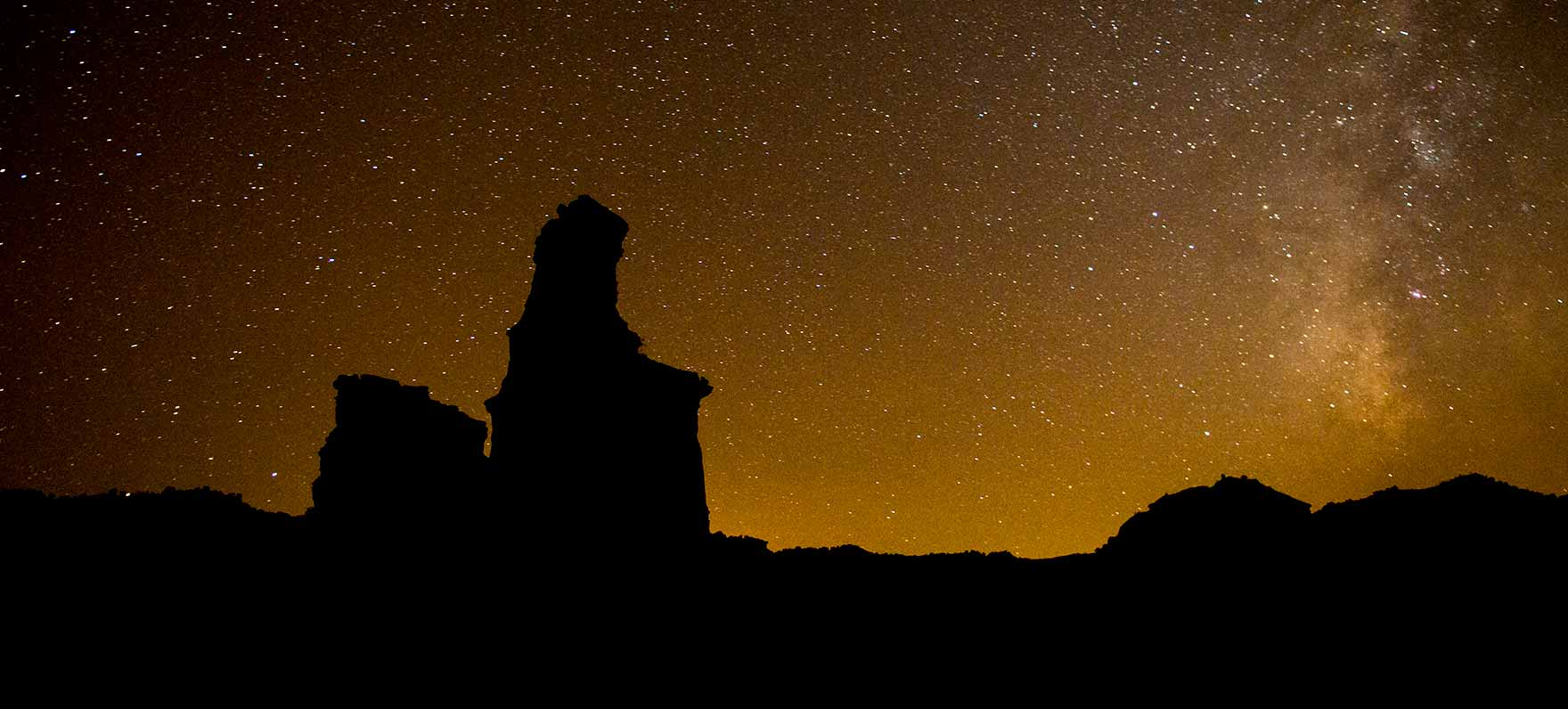 Palo Duro Canyon State Park At Night | Download Foto ...