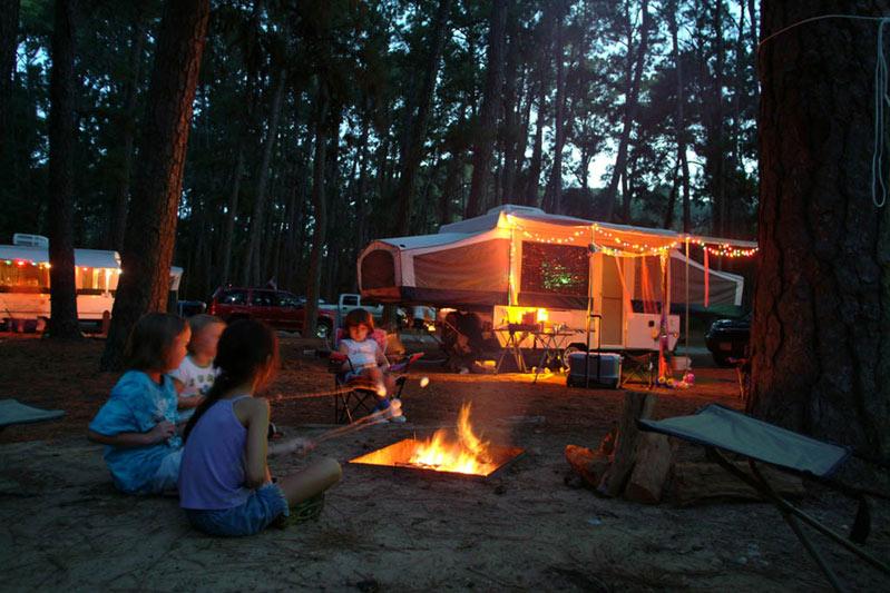 Campsites Texas Parks Amp Wildlife Department