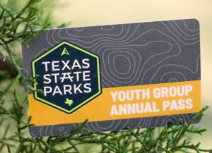 image of Youth Group Annual Pass card