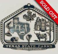 2003 Texas State Parks Ornament