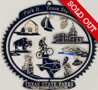 2005 Texas State Parks Ornament