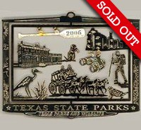 2006 Texas State Parks Ornament