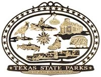 2007 Texas State Parks Ornament