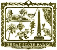 2010 Texas State Parks Ornament