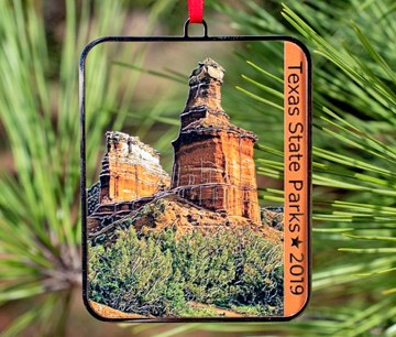 2019 Texas State Parks Ornament