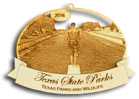 The 2016 Texas State Park Ornament Collection (Balmorhea).