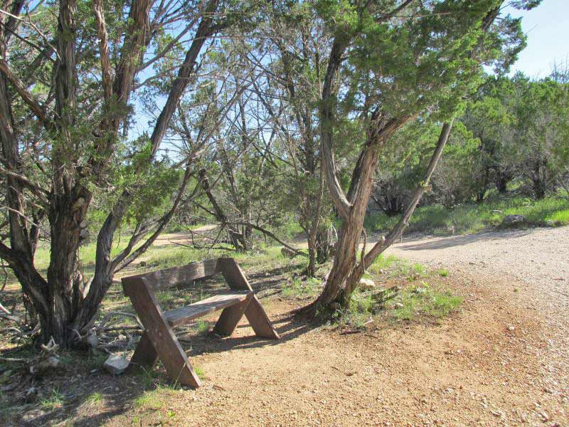 Pedernales Falls State Park Primitive Campsites (Hike-in ...