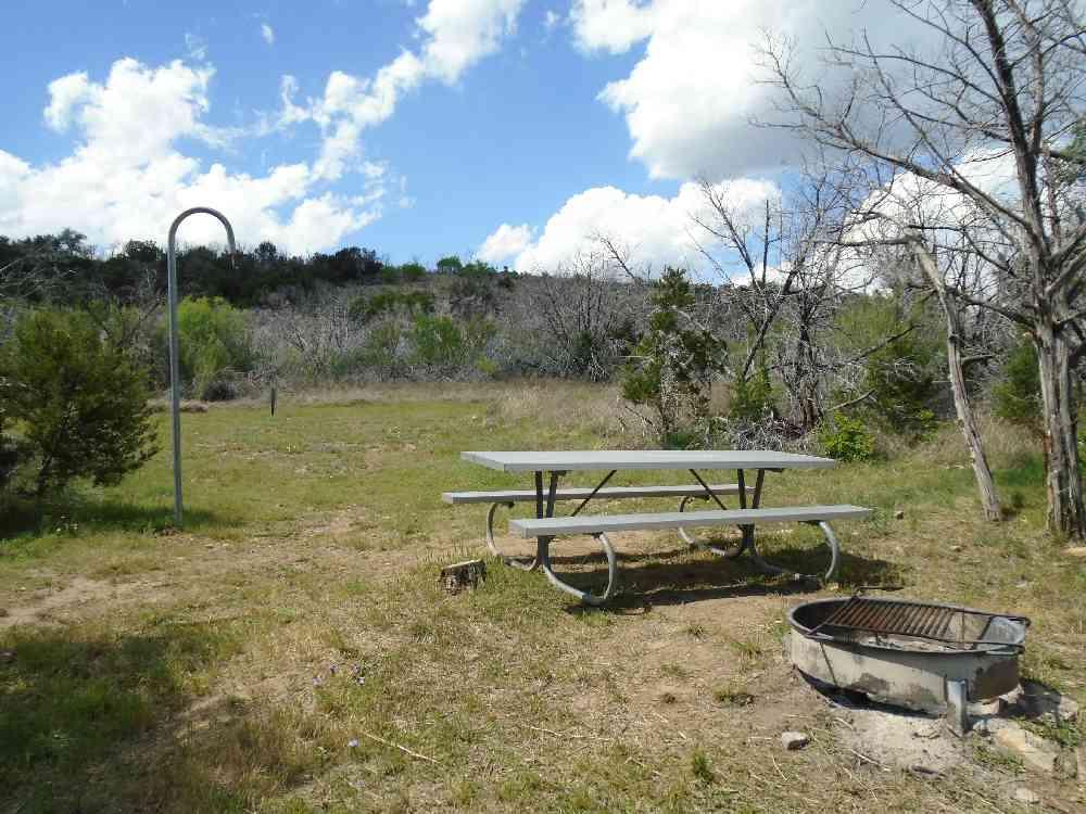 Possum Kingdom State Park Primitive Campsites (Walk-in ...