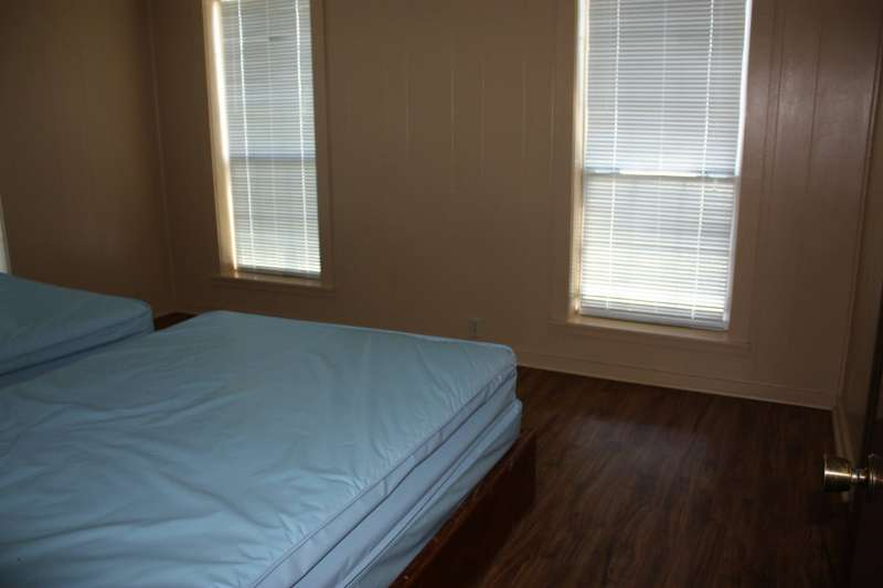 The other Longhorn Lodge bedroom.