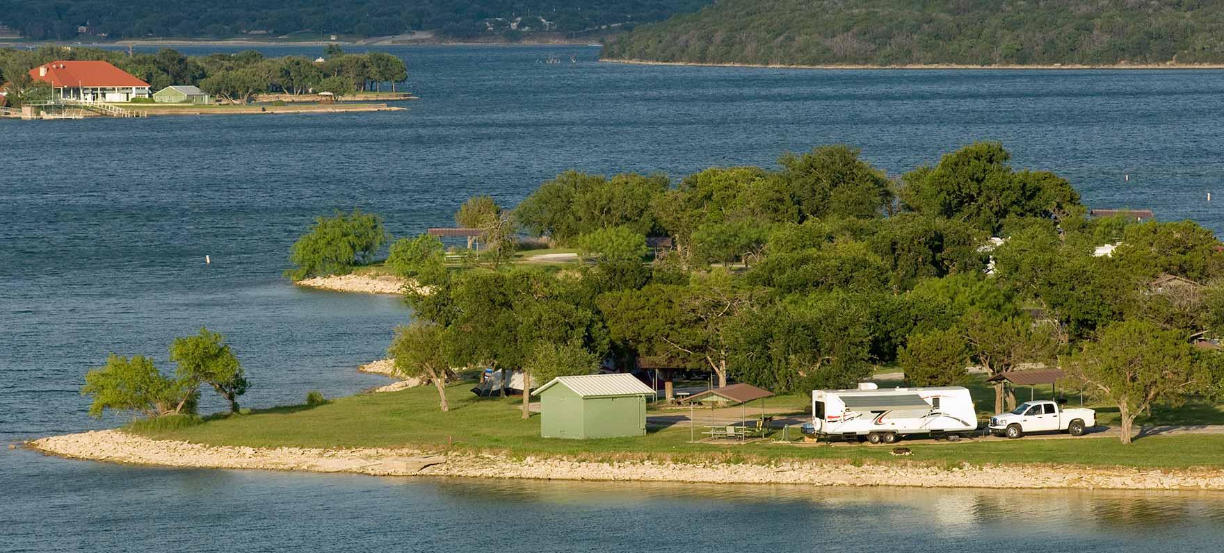 Possum Kingdom State Park Texas Parks Amp Wildlife Department