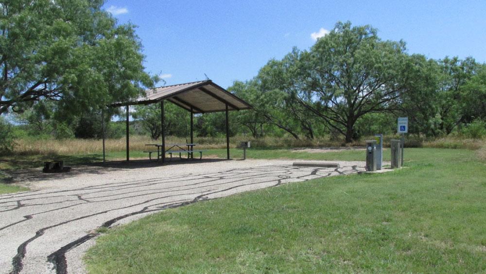 Site #1 in the Juniper Cove area.
