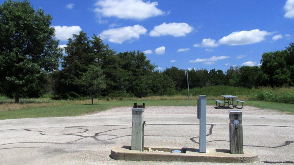 Site #6 in the Juniper Cove area.
