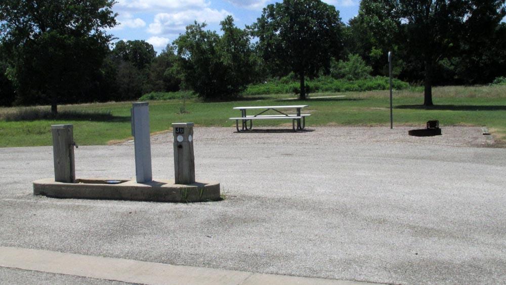 Site #36 in the Juniper Cove area.