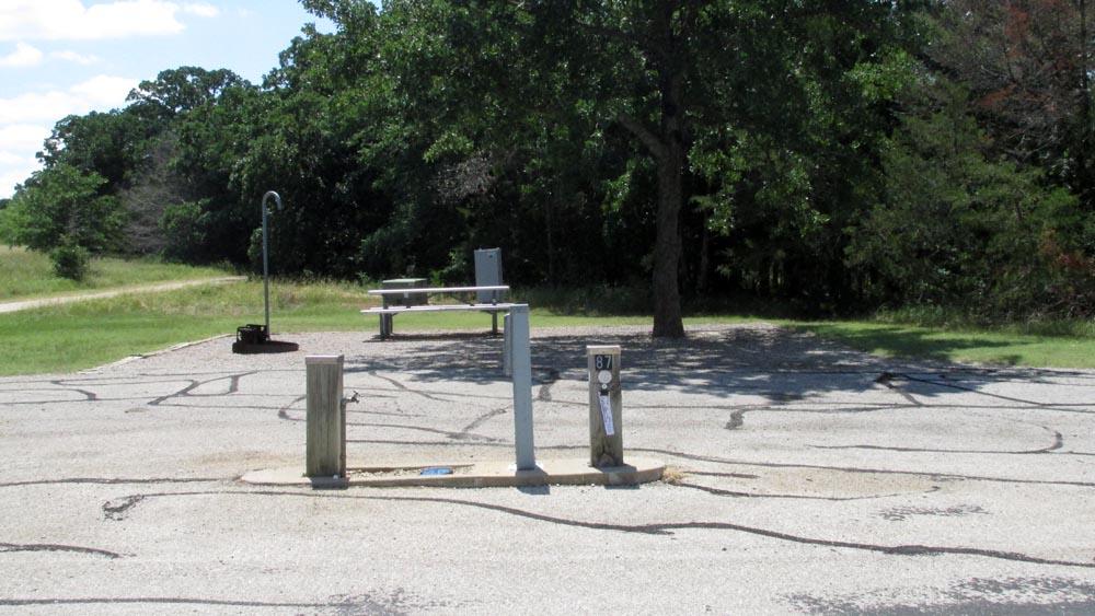 Site #87 in the Walnut area.
