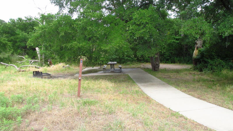 Site #6 in the Hawthorn area.