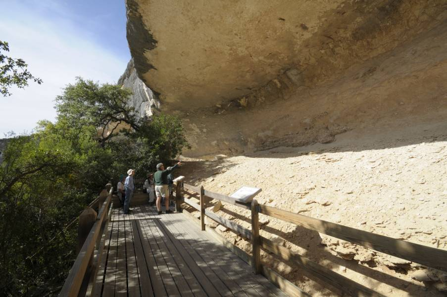 Homeland Security Degree >> Seminole Canyon State Park & Historic Site Photos and ...