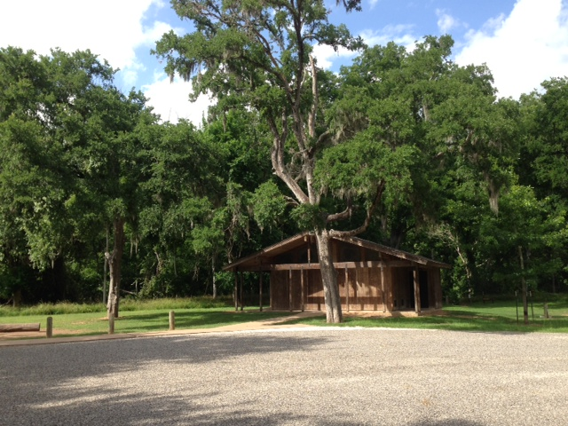 Stephen F. Austin State Park Group Hall with a Kitchen ...
