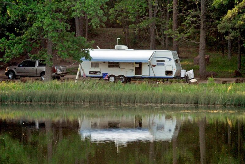 Campsite #33