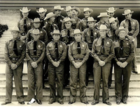 Game Warden 10th graduating class