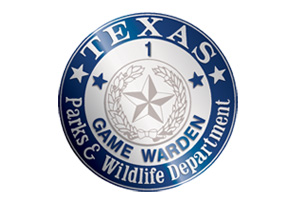 Texas Game Warden badge