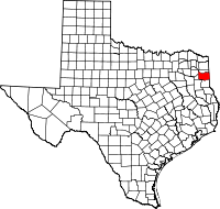 Harrison County - Texas Game Wardens - TPWD