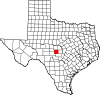 Mason County - Texas Game Wardens - TPWD