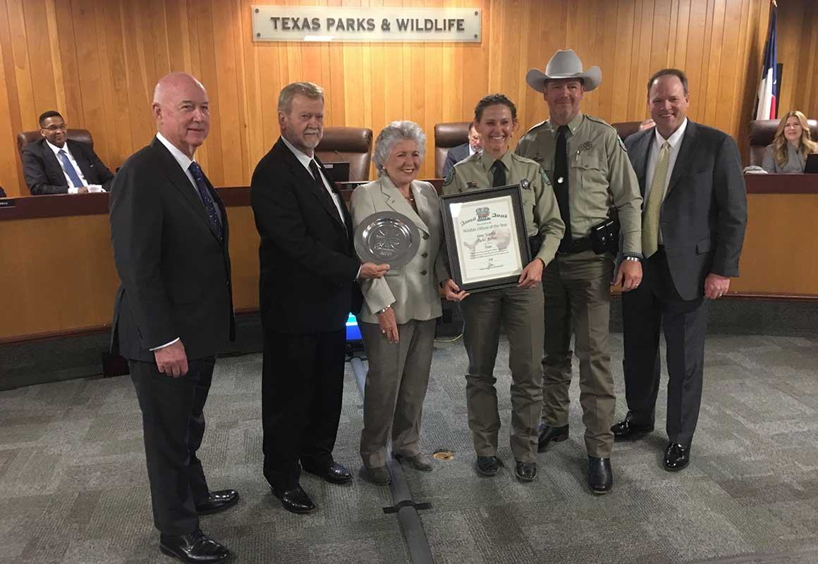 Texas Game Wardens - TPWD