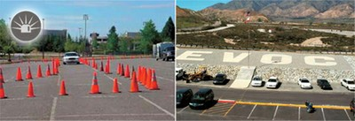 Emergency Vehicle Operations course
