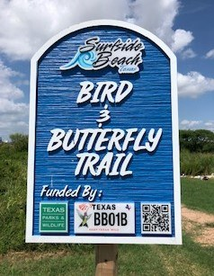 bird and butterfly trail